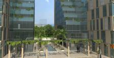 Bareshell Commercial Office Space 3200 Sqft In For Lease In Pioneer Urban Square, Golf Course Extension Road Gurgaon